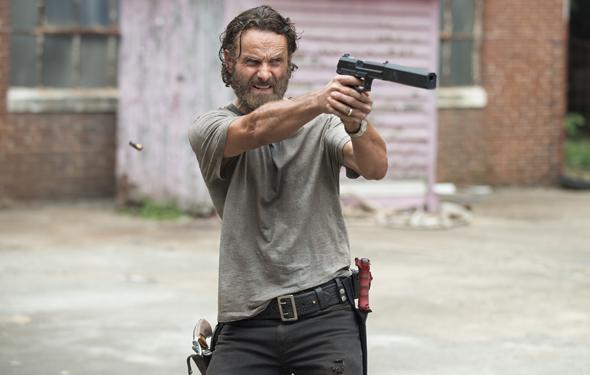 The Walking Dead temporada 5 episódio 07 Crossed